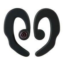 S2 Bone Conduction Wireless Bluetooth 4.2 Headset Sports Earphone Stereo Ear Hook Headphone For Xiaomi Iphone Huawei Smartphone 5pcs bluetooth earphone bluetooth 4 1 bone conduction speakers wireless stereo sports headphone for xiaomi samsung