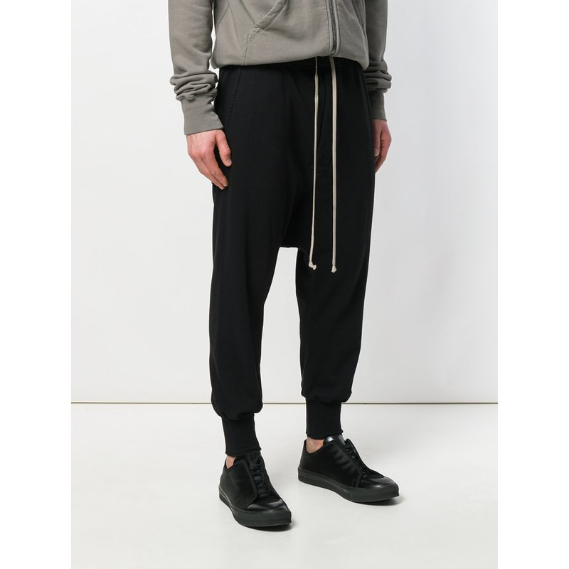 2019 nouveau automne marée mâle mode RO harem pantalon rue hip hop écureuil pantalon décontracté coupe large pantalon homme vêtements taille 27-42