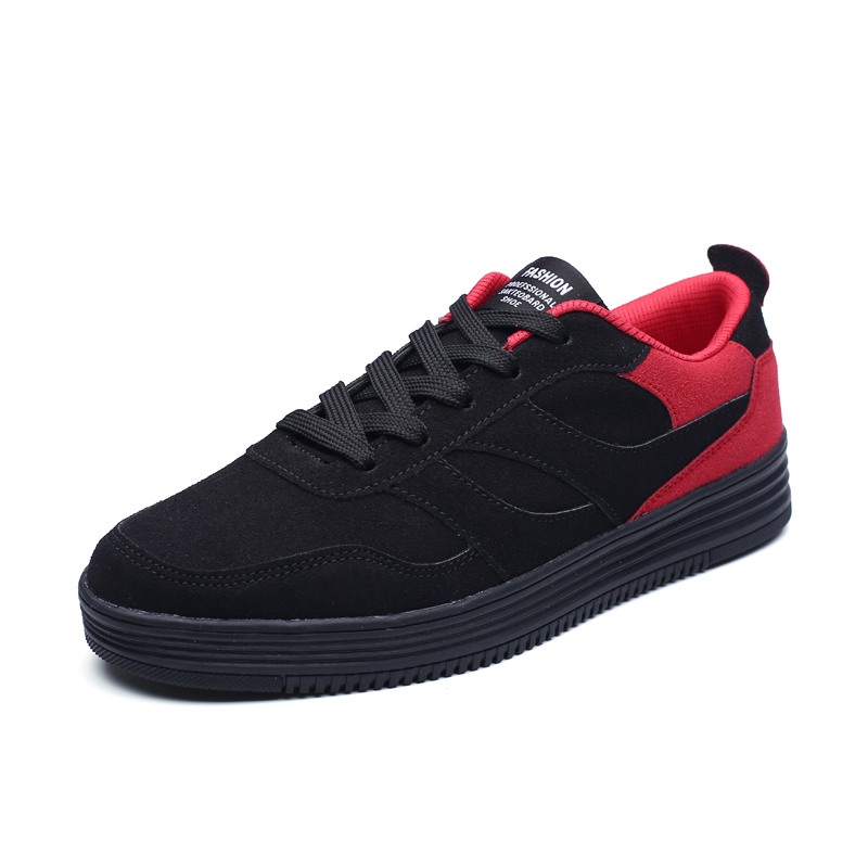ФОТО 2017 New High Quality Spring Fashion Flock Lace Up Casual Boards Shoes Men Breathable Net Shoes Sport Fast Wakling Shoes 1918