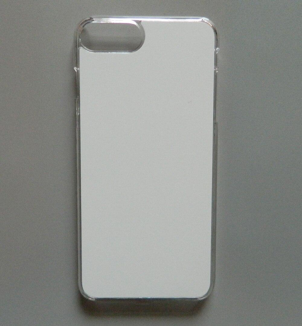 Us 14 36 9 Off 2d Pc حالة ل Iphone 8 زائد حالة التسامي البلاستيك الطباعة للطباعة الألومنيوم معدن إدراج لوحة مزيج اللون 10 قطعة الكثير في 2d Pc حالة