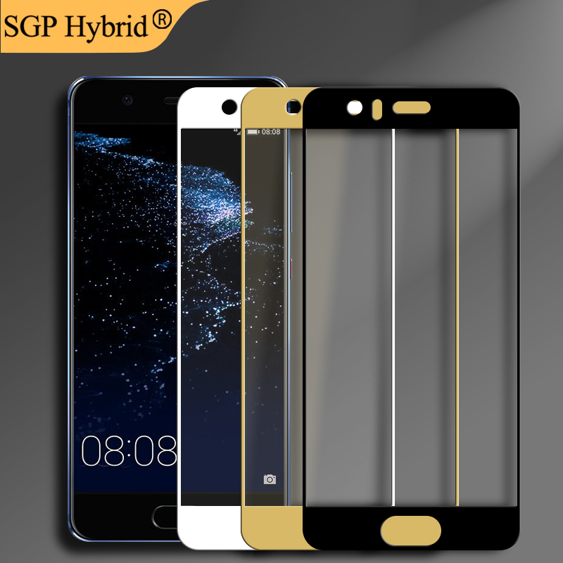 Full Tempered Glass For Huawei P10 Lite P 10 Plus P10lite P10plus Screen Protector On The Huawe P10 Protective Glas Film Glasses