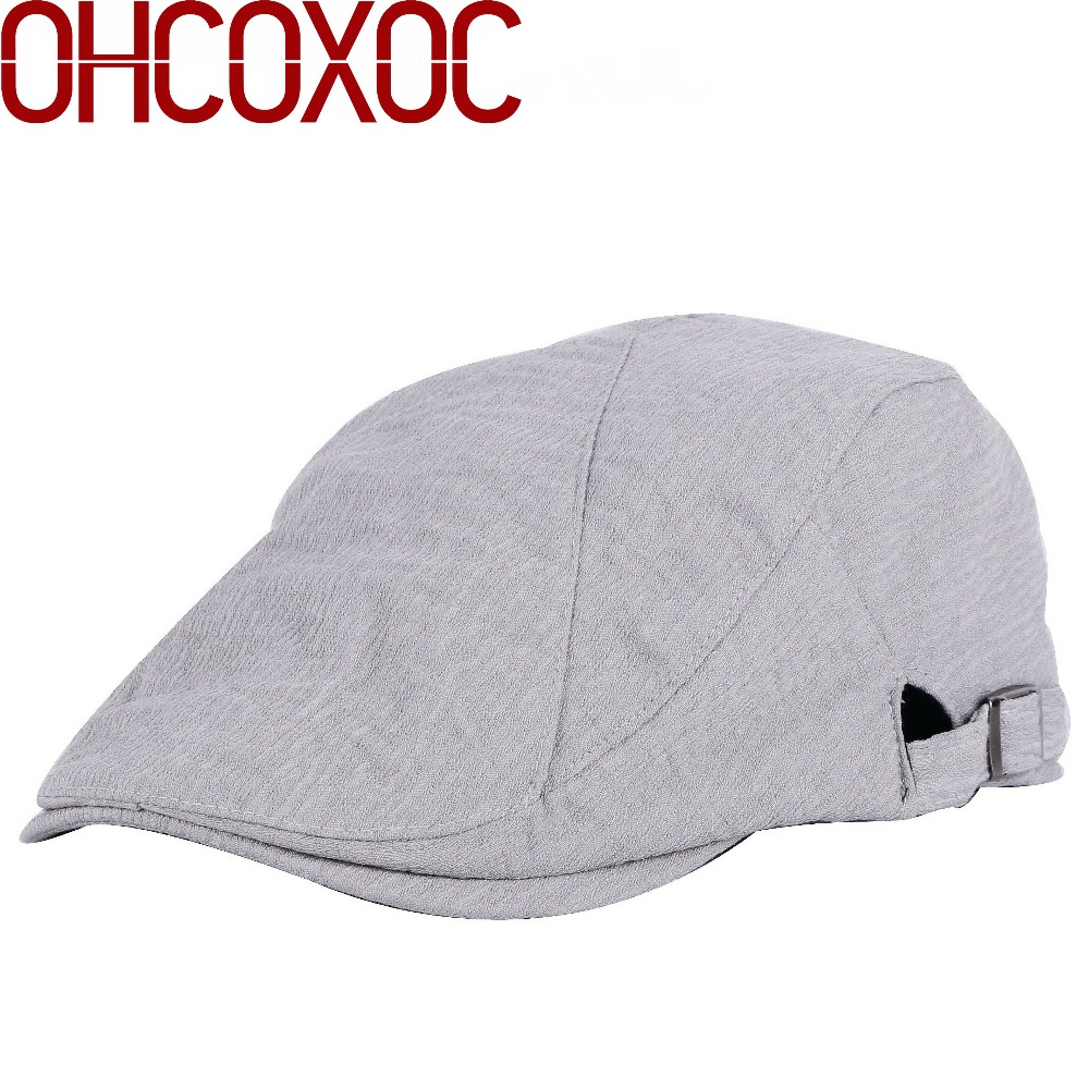 Hat Berets Spring Rayon-Style Outdoor-Decoration Female Autumn Women Summer Solid New