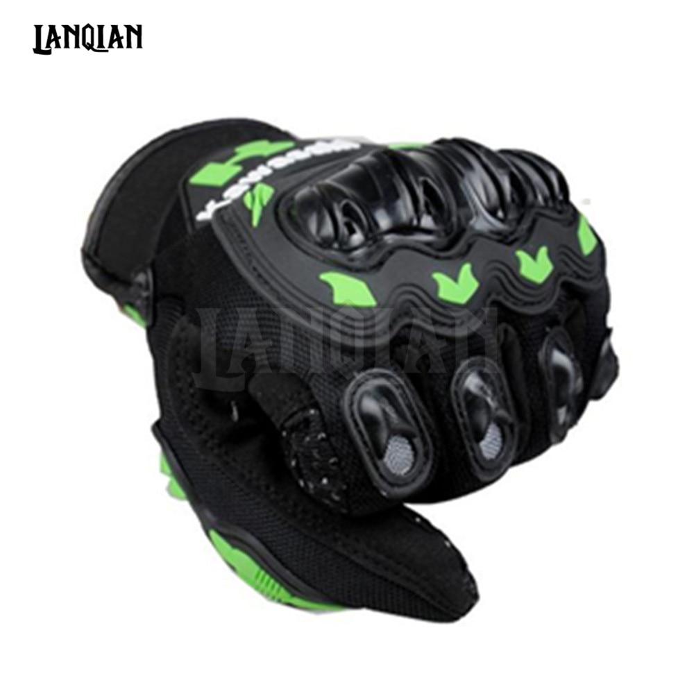 Motorcycle gloves xl - For Kawasaki Gloves Women Man Full Finger Motorcycle Gloves Motocross Guanti Moto Monster Energy Monster Ninja Zx 6r M L Xl Xxl