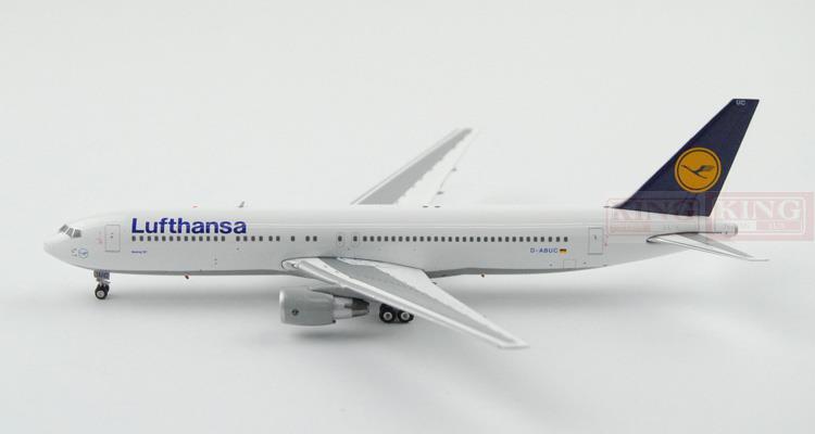 Phoenix 04067 B767-300ER D-ABUC 1:400 Lufthansa commercial jetliners plane model hobby 10942 phoenix egypt air su gdr 1 400 b777 300er commercial jetliners plane model hobby