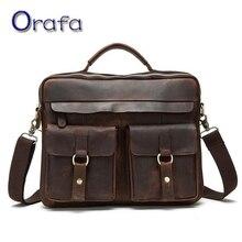 Genuine leather men messenger bags 2016 shoulder bag for men crossbody bag luxury handbags men bags designer famous briefcase