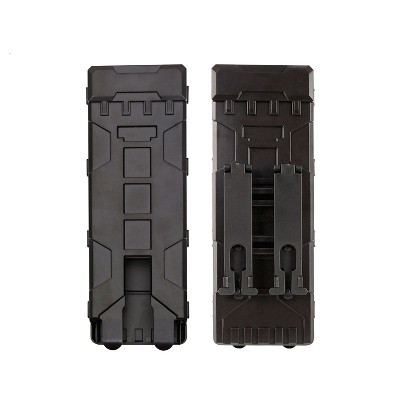 Tactical Combat Pistol Magazine Pouches Lightweight Hunting Shotgun Mag Pouch Molle Military Shooting Hanging Vest Belt Pouches image