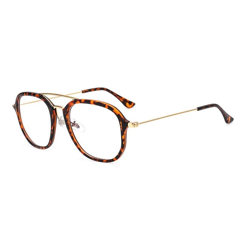Classics retro männer männlich klare gläser, brillen, klaren rahmen ...