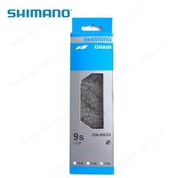 Shimano HG53 CN HG53 Deore Tiagra Super Narrow HG 9 Speed Bicycle Bike Chain 9 speed 112 links