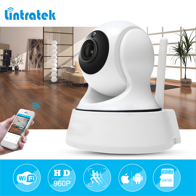 lintratek Video Surveillance Camera 960P wifi Onvif mini IP Camera Home security wifi CCTV camera wireless Baby monitor Ipcamera lintratek wireless ip bullet security camera 960p 4x optical zoom surveillance wifi cctv camera ip65 waterproof outdoor camara