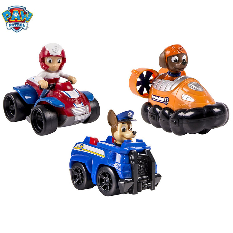 Paw patrol dog car Patrulla Canina Juguetes Toys Action Figures Model Toy Patrulha Pata Brinquedos Kids Toys Gifts 12pcs set children kids toys gift mini figures toys little pet animal cat dog lps action figures