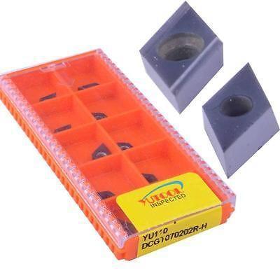 10pcs YUTOOLS carbide insert CCGT09T302R-H CNC Milling lathe inserts New new 10pcs box wnmg080404 ma vp15tf wnmg431ma carbide insert mi plc r