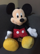 Original Big Mickey Mouse Soft Cute Kawaii Stuff Plush Toy Baby Birthday Christmas Gift 62cm