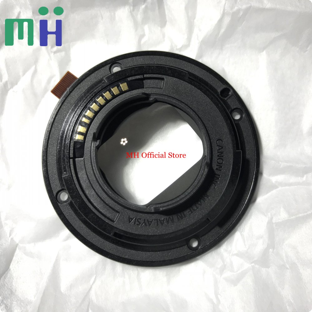 NEW EF M 18 150 Lens Bayonet Mount Ring with Rear Lens Glass For Canon 18