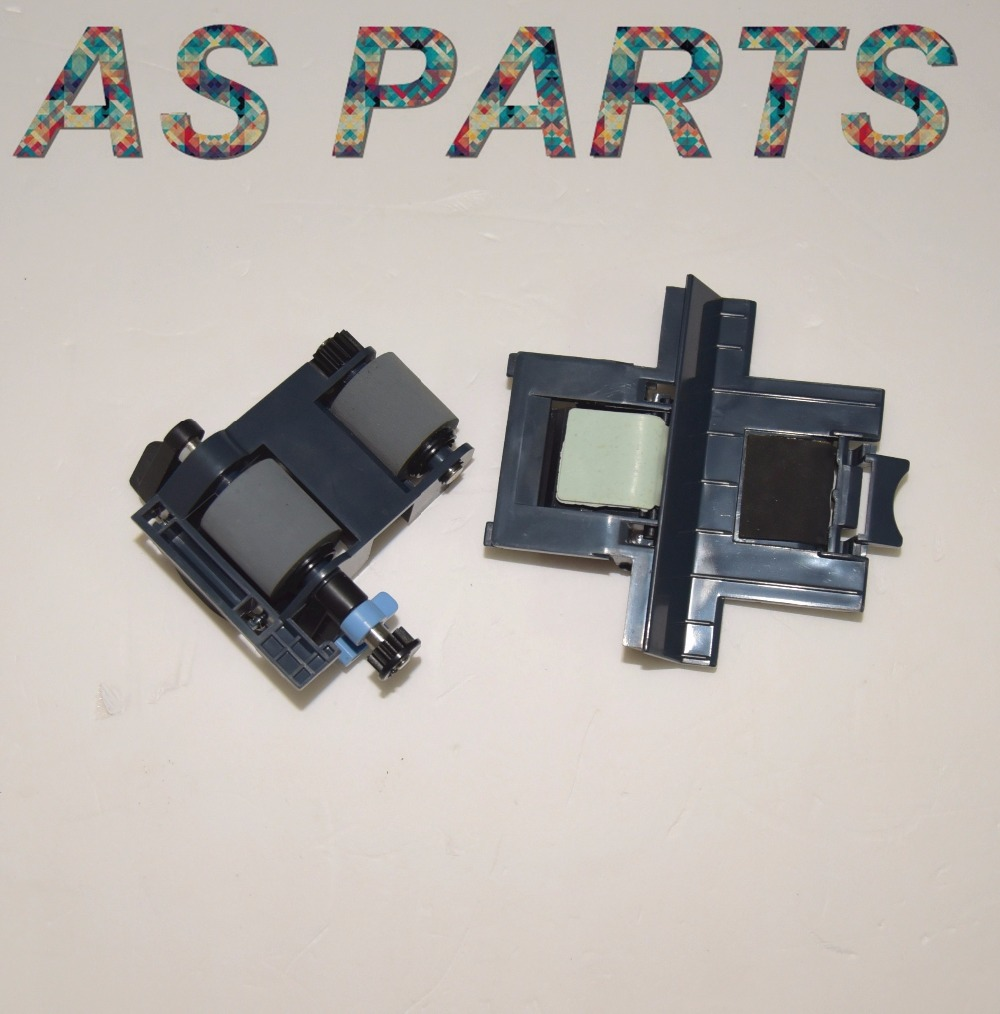 2 sets New ADF maintenance kit for HP 5035 5025 6030 6040 Q3938-67994 CE487A genuine new ce248 67901 adf maintenance kit for hp cm4540mfp ent m4555mfp