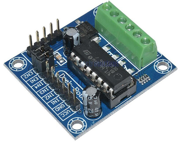 Mini 4 kanal Motor antriebs schild L293D Expansion Board Modul Hohe ...