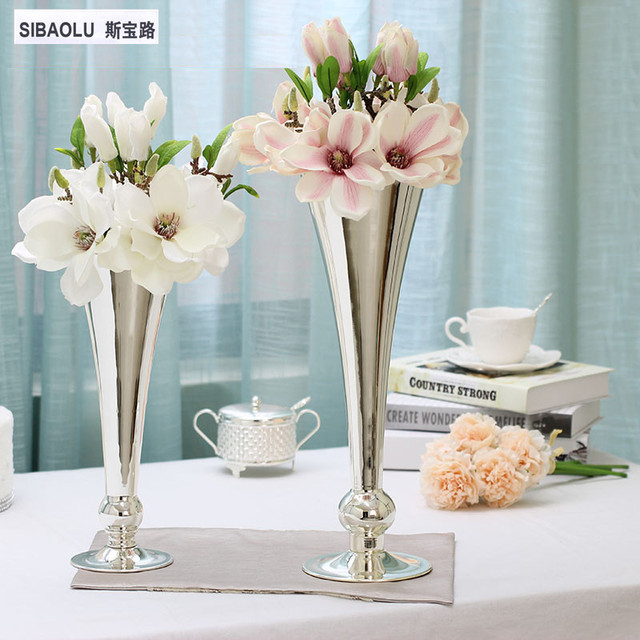Flower Tabletop Vase Decorative Flower Vase Decoration Home