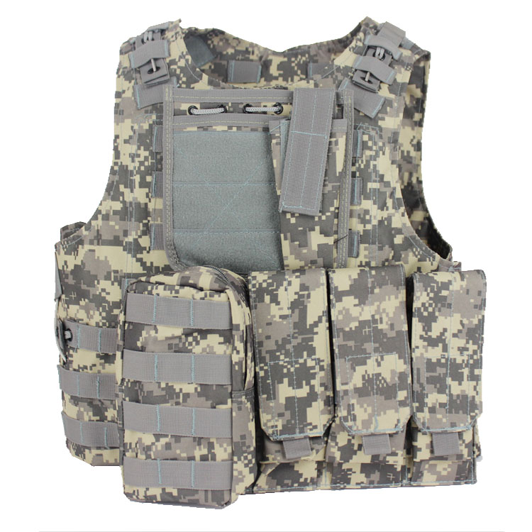 Military-Tactical-Vest-Assault-Airsoft-SAPI-Plate-carrier-Multicam-Army-Molle-Mag-Ammo-Chest-Rig-Paintball (6)