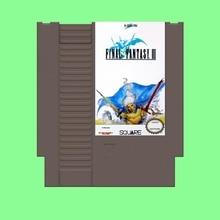 Melhor Venda Final fantasy III Cartão de Jogo Para 72 Pin 8 Bit Game Player