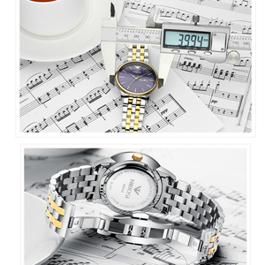 Image 4 - NIBOSI Heren Horloges Top Brand Luxe Zakelijke Quartz Gouden Horloge Mannen Vol Staal Mode Waterdichte Sport Klok Relogio Masculino