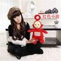 Большой прекрасный творческий красный Телепузики toystuffed po кукла подарок о 50 см