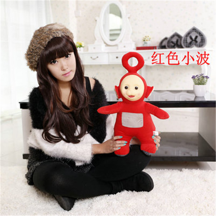 big lovely creative red baby toystuffed po doll gift about 50cm