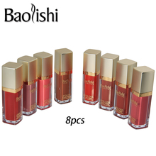 Get more info on the 8 Colors Matte Lip Gloss set waterproof Long Lasting Liquid lipstick lips tint red velvet lip liner best Makeup Cosmetics
