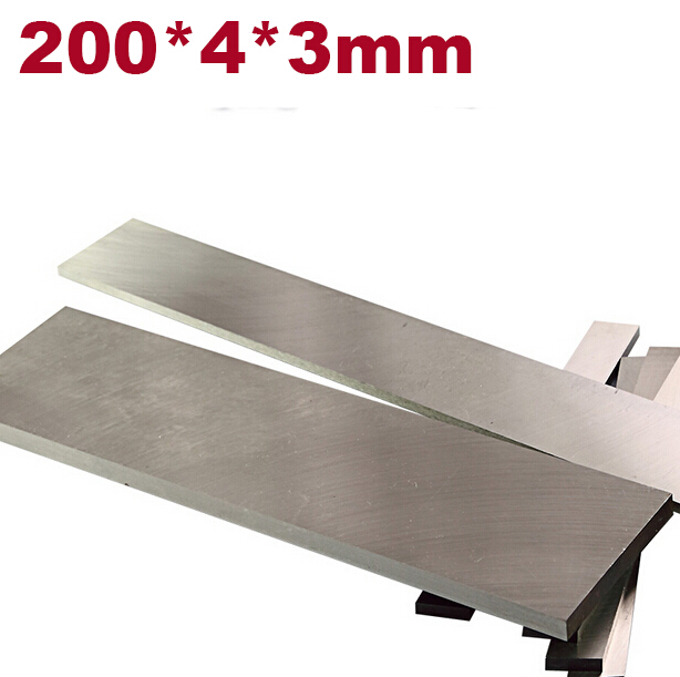 Heat treatment Face Mill Cutter Turning Tool Knife DIY material Accessories HSS Tool bit High speed steel 200x4x3mm raindrops figure damascus pattern steel plate knife blade material produce diy tools non heat treatment non pickling