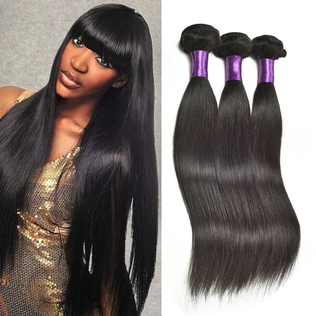 3pclot Shinny Yaki Hun Hair Extensions Grade 6a Brazilian