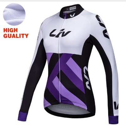 2017 pro team winter thermal fleece cycling jersey women cycling clothing jersey long sleeve mtb bike clothes bicycle clothing black thermal fleece cycling clothing winter fleece long adequate quality cycling jersey bicycle clothing cc5081