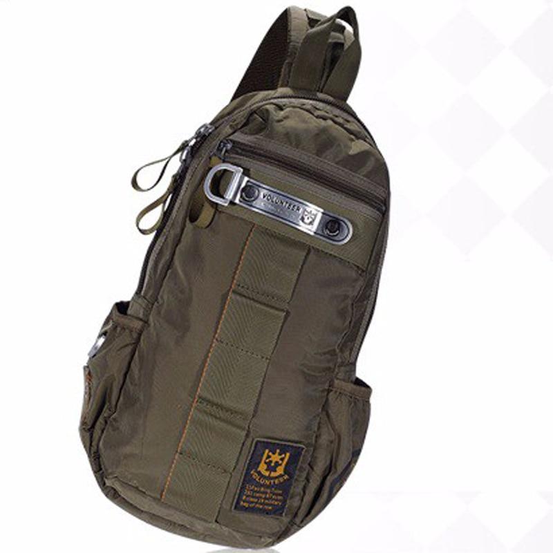 Top Quality New Men Waterproof Oxford Military Designer Shoulder Messenger Bag Travel Brand Climb Assault Chest Day Back Pack