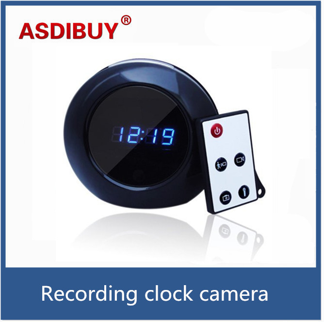 1280x960 Mini DVR cam audio video recorder Motion Detection clock Camera Digital video recorder with remote controller 1channel mini c dvr aluminum alloy video audio recorder motion detection tf card plug