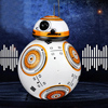 BB 8 Star Wars 7 RC BB 8 Droid Robot 2 4G Remote Control Captain America