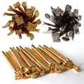 20 штук кожаных инструментов для изготовления кожаных ремней