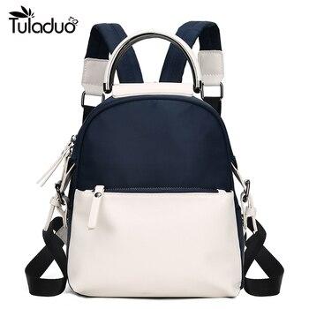 917db6790d125 2019 Sıcak Kadın keten sırt çantası Moda Sevimli Seyahat Çantaları çanta  Dizüstü Okul genç kızlar için sırt çantası Rahat Tarzı Sırt çantası