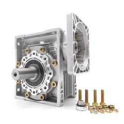 New Arrival NMRV040 Worm Gear Reducer NEMA24 Ratio 30:1 for Stepper Motor High Quality