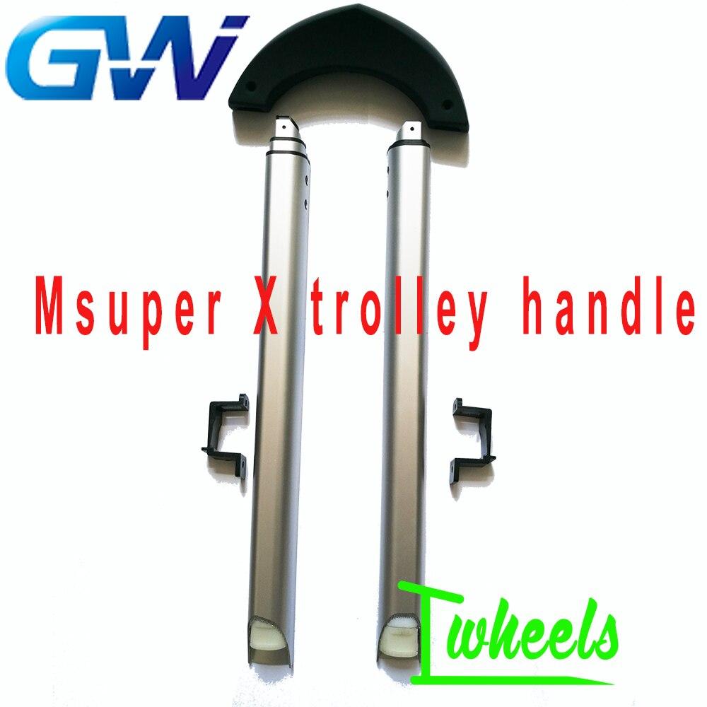 Original GotWay Msuper X Trolley Handle Electric Unicycle Repair Parts Spare Parts