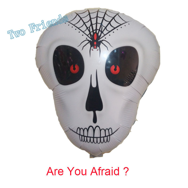 HTB1tXgdak5E3KVjSZFCq6zuzXXaF - Halloween Party Decoration Balloons Halloween Witch Ghost Decoration Kids Favors Halloween Props Accessories Party Supplies