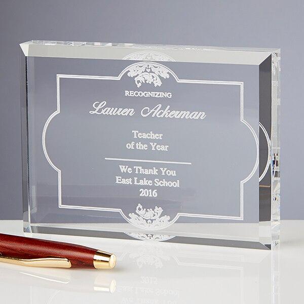 Botella de cristal de boda X2 3cm Personalizado Nombre De Vinilo Pegatina Calcomanía Para Regalos