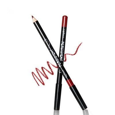 Lápis para Lábio 12 pçs/set profissional multi funcional Marca : Zoedgl