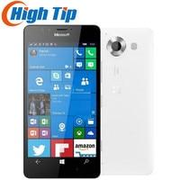 Lumia 950 Dual Sim Original Unlocked Microsoft Mobile Phone LTE GSM 5 2 20MP WIFI GPS