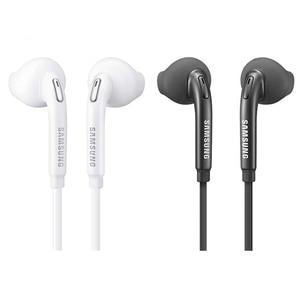 Image 4 - Samsung EO EG920BW fones de ouvido com fio preto/branco, com microfone 1.2m estéreo, esportivo, para samsung s9 s9plus com caixa de varejo