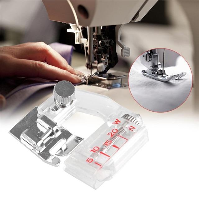 40PCS Adjustable Bias Binder Presser Foot Feet Binding Feet Sewing Awesome Sewing Machine Binding Foot