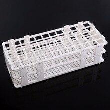 Подставка для тестовых пробирок, пластиковая стойка для тестовых пробирок, 60 отверстий, подставка для хранения, лаборатория, 3 слоя, 16 мм, подставка для тестовых пробирок