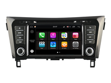 S190 Android 7.1 CAR DVD player FOR NISSAN X-TRAIL 2014/QASHQAI/ROGUE car audio stereo Multimedia GPS stereo head device unit