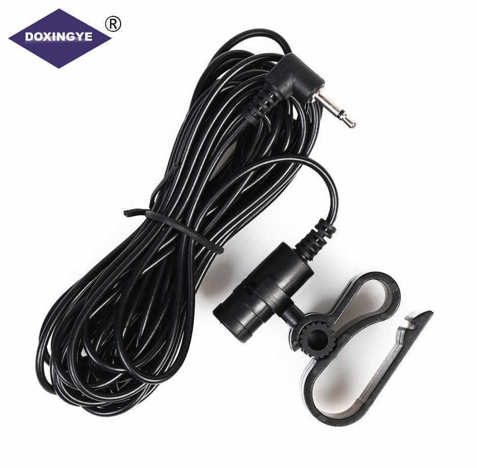 DOXINGYE 2 5mm Bluetooth External Microphone For Car Pioneer Radio Stereos  Receiver