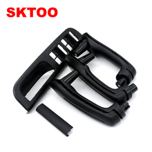 5pcs black inner door handle free shipping for VW / Jetta Bora Golf 4 door handle / inner door handle / inner armrest цена