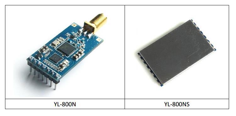 MESH Wireless self-organizing module 2-3km transmission Sx1278 LoRa spread  network module