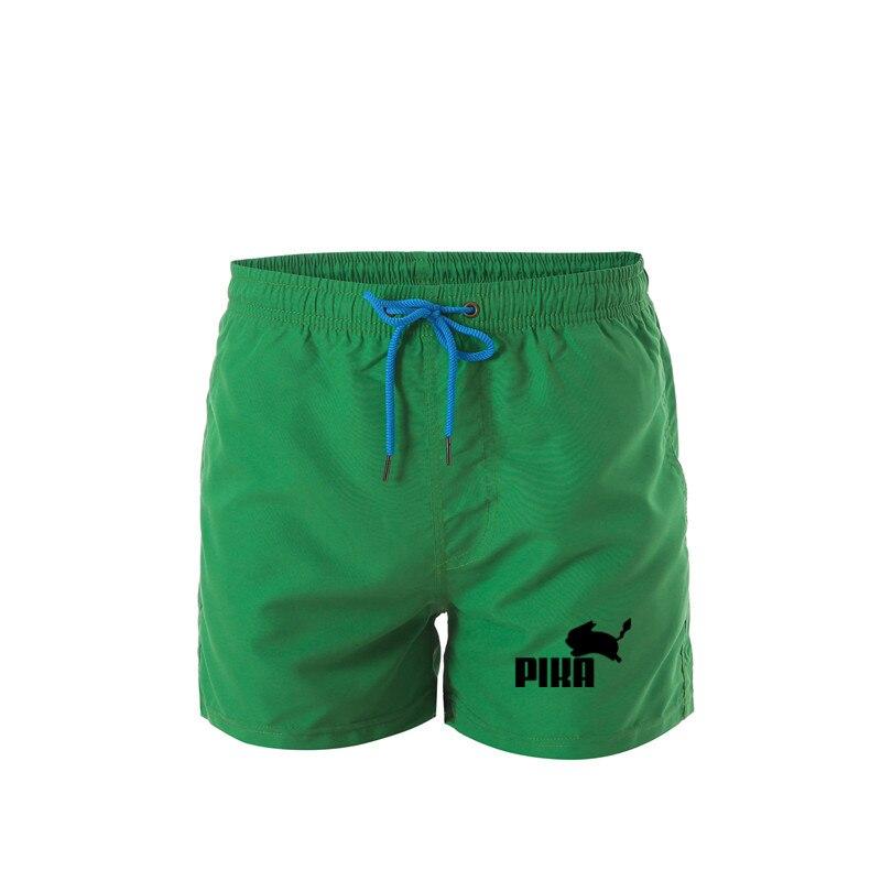 2019 Summer Men Beach Short Brand Printing Casual Shorts Men Fashion Style Mens Just Break It Shorts Bermuda Beach Plus Size