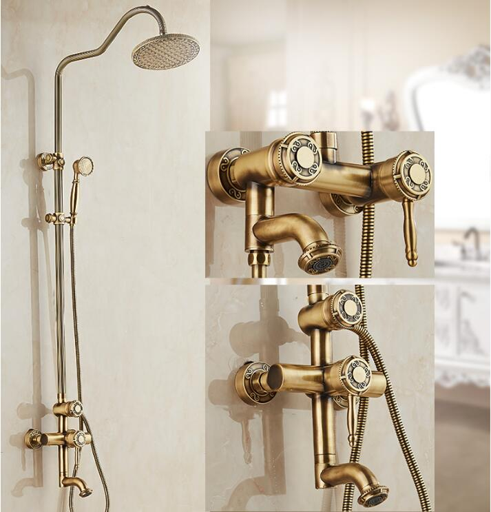 European High Quality Folding Kitchen Faucet Household: Europe Style Bath & Shower Faucet High Quality Brass