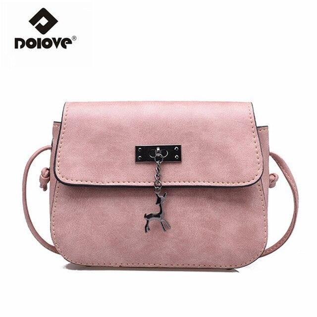 48e2276d5f7b 2018 New Female Deer Small Package Women Bag Fashion Handbag Student Summer  Korean Tide All-Match Shoulder Messenger Bag